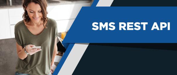 SMS REST API